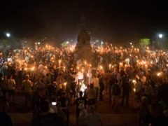 white nationalists charlottesville