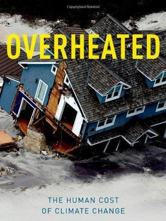 Cover of Andrew Guzman's new book, Overheated: The Human Cost of Climate Change.