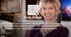 kelly blazek twitter profile