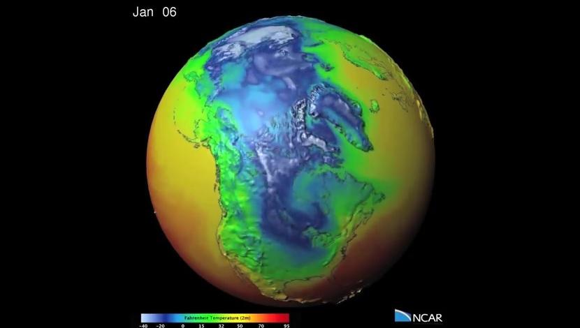 polar vortex image