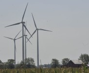 blue creek wind farm