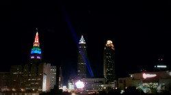 cleveland gay games skyline
