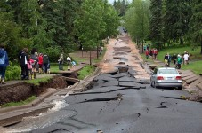duluth flood damage