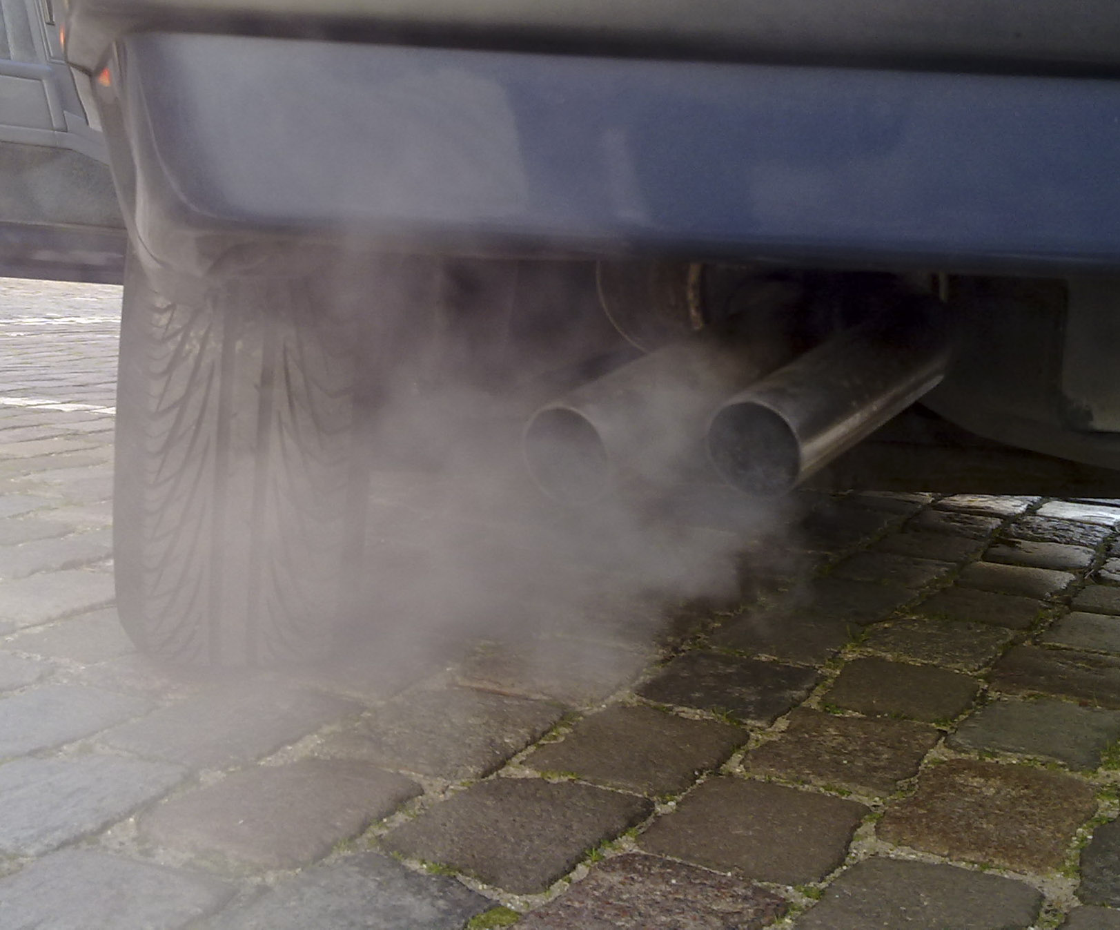vehicle exhaust