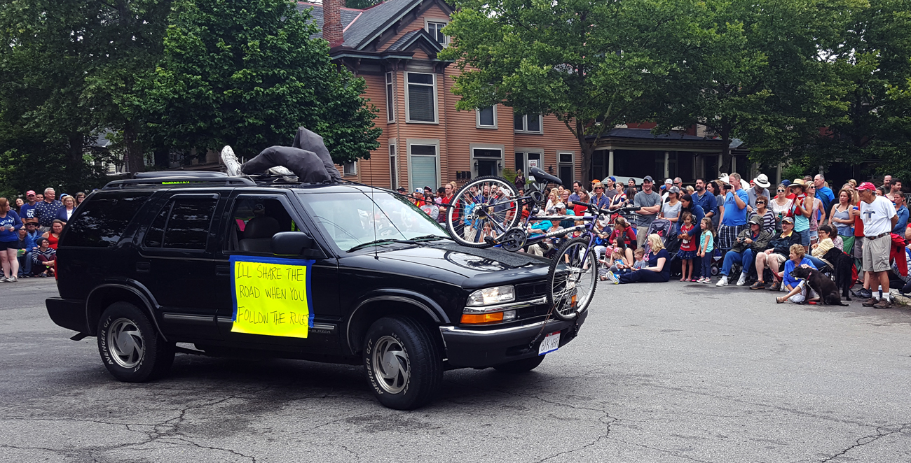 doo dah parade bike