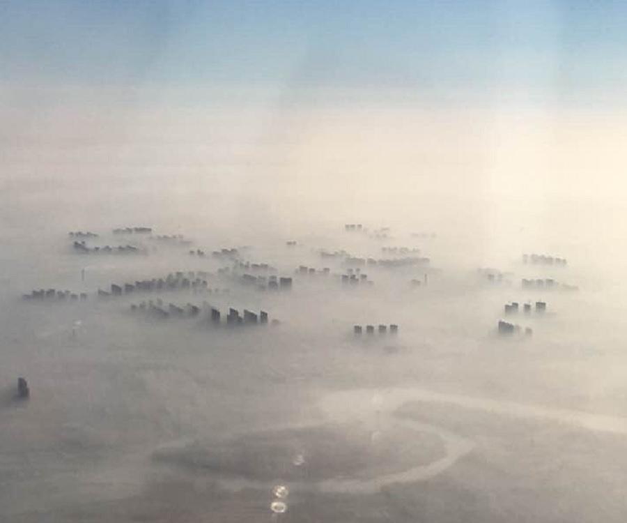 beijing smog 2017