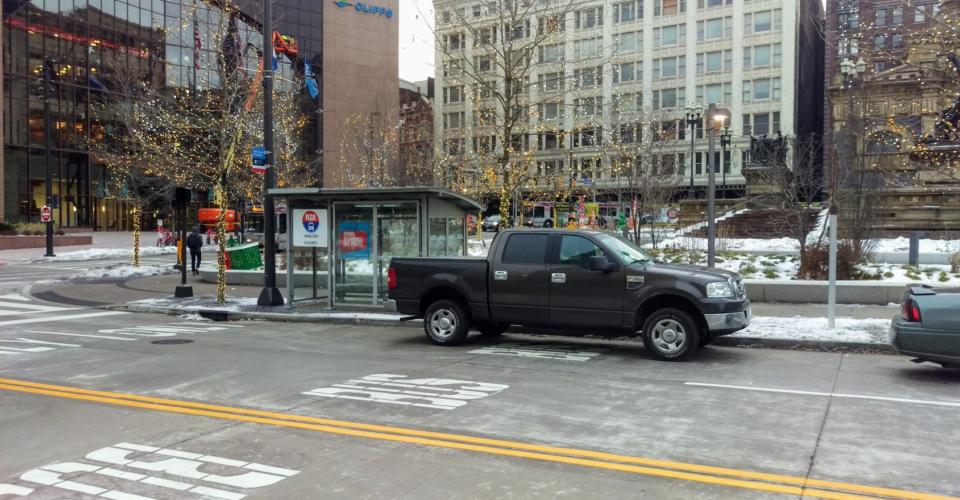 public square parking